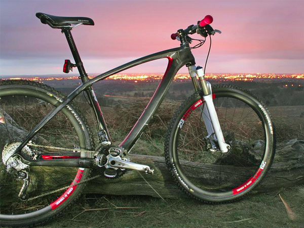 On-One Carbon 29er Race