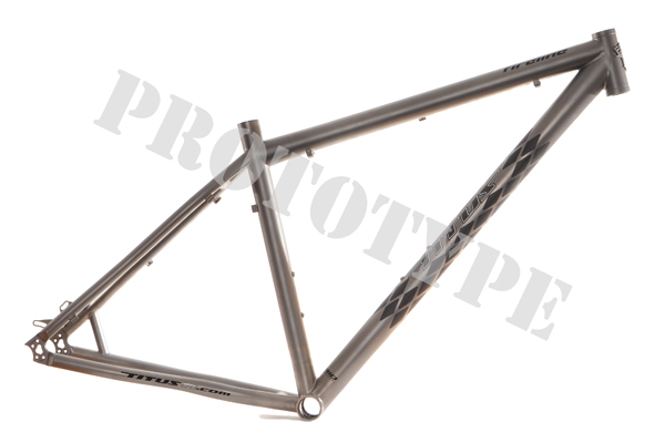 New titus 29er prototypes | Products | News | On-One Bikes