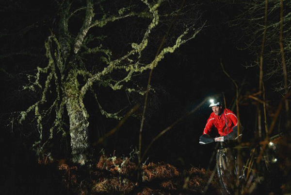 Brant takes on the Strathpuffer