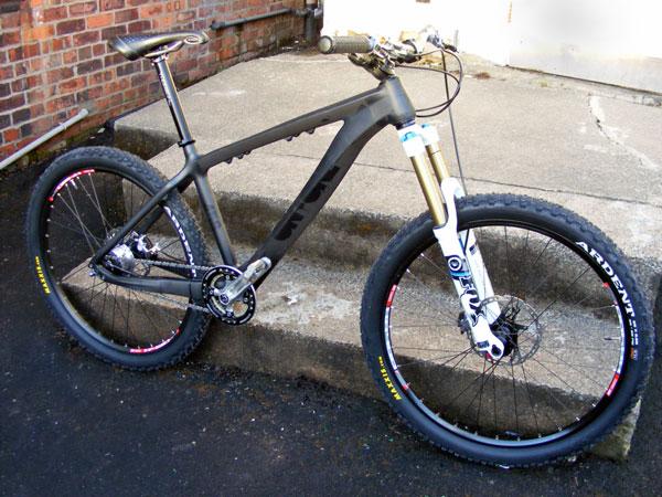 Carbon 456 Alfine