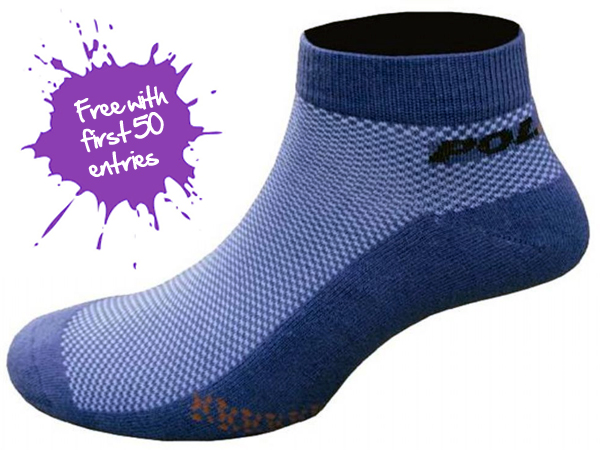 Kielder Calling free socks for first 50 entries